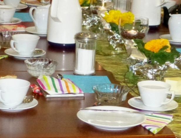 Frauenfrühstück Gem. a