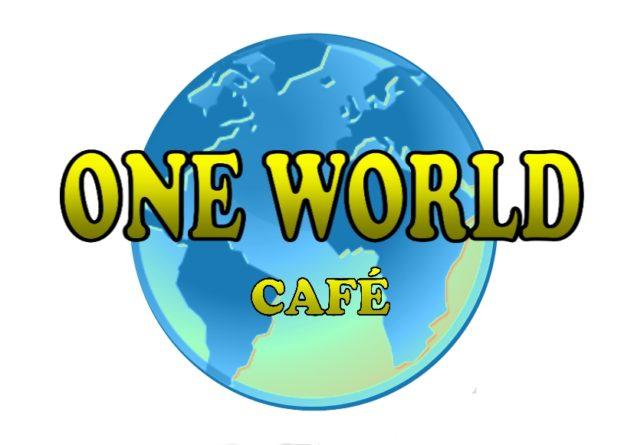 one world neues logo schriftrand